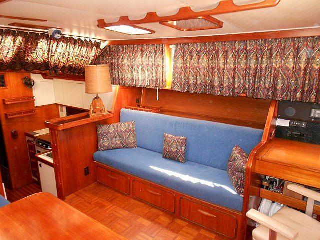 Gulfstar Sailmaster 50, Annapolis