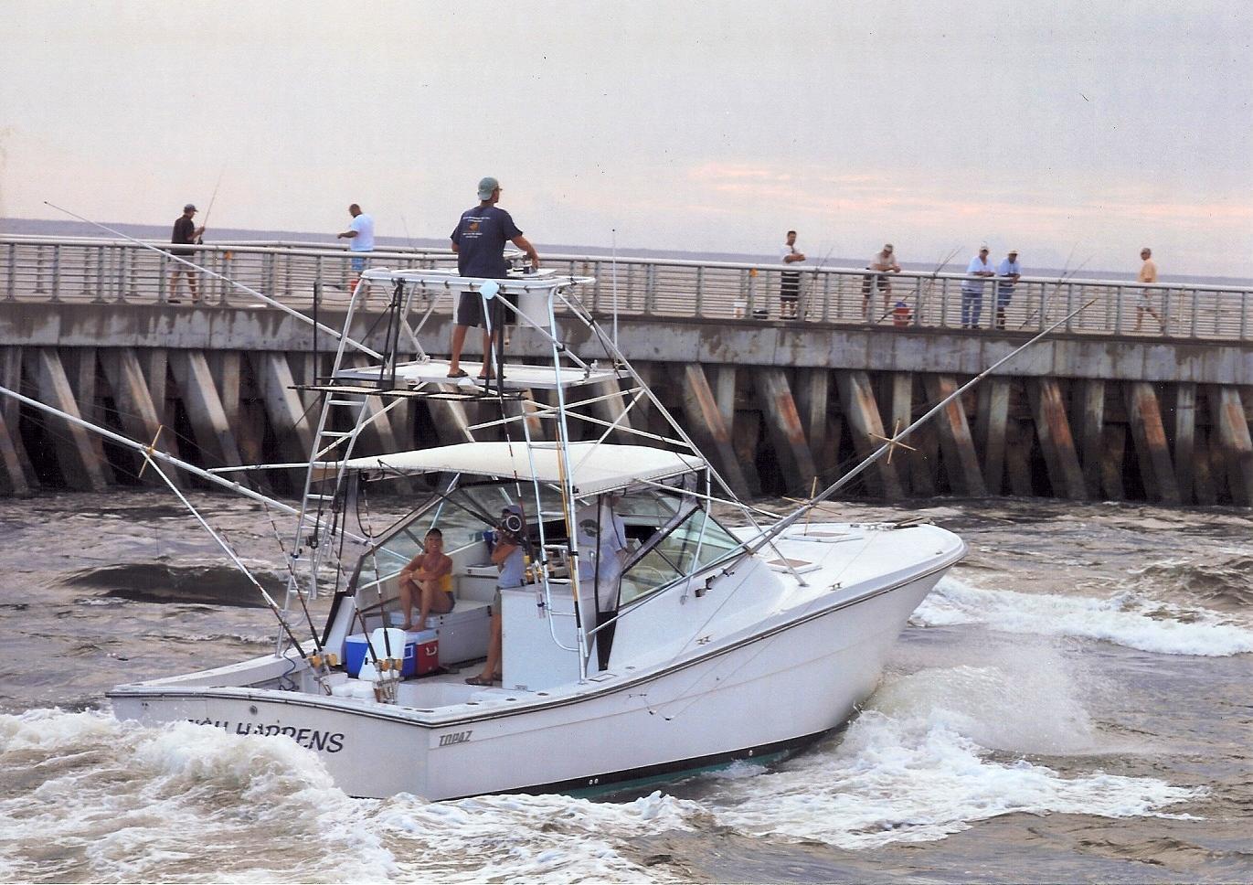 Topaz Sportfish Express, Lantana