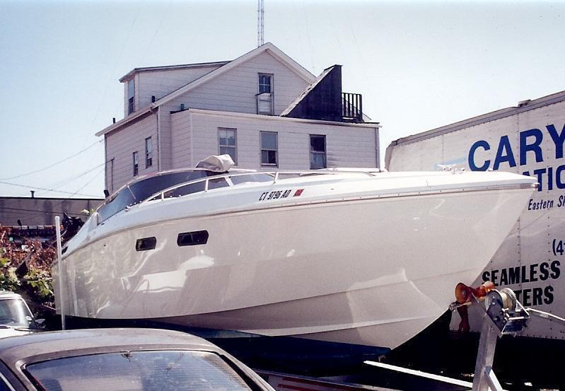 Wellcraft Scarab 340 III, COS COB