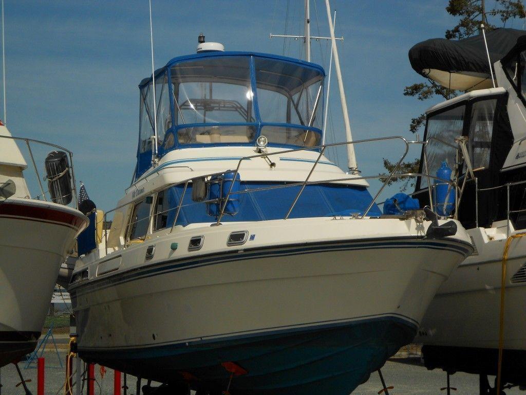 Fairline Aft Cabin Motor Yacht Diesel, Anacortes