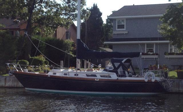 Little Harbor Sloop 38, Bayshore