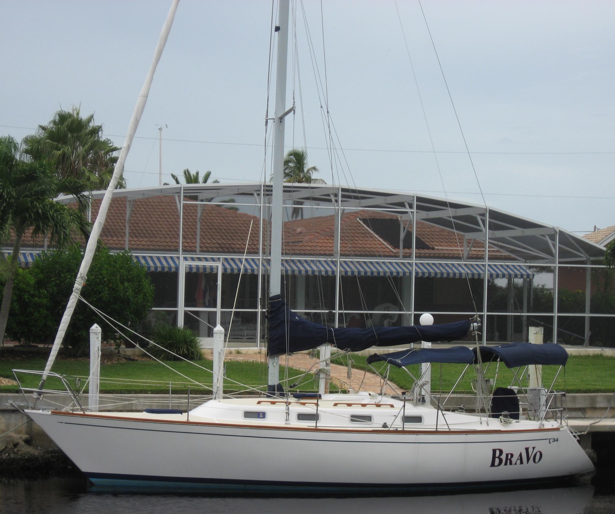 Tartan 34-2 MK II, Punta Gorda