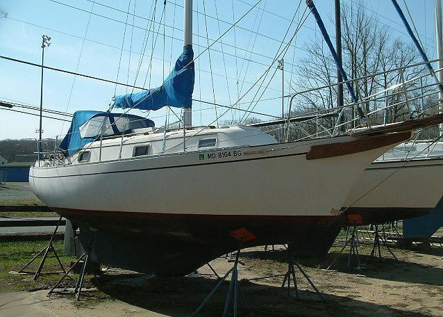 Bayfield 29 Cutter, North East