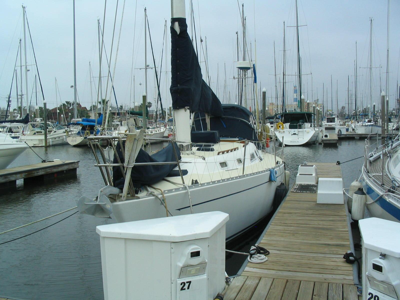 Freedom Yachts Sloop, Houston