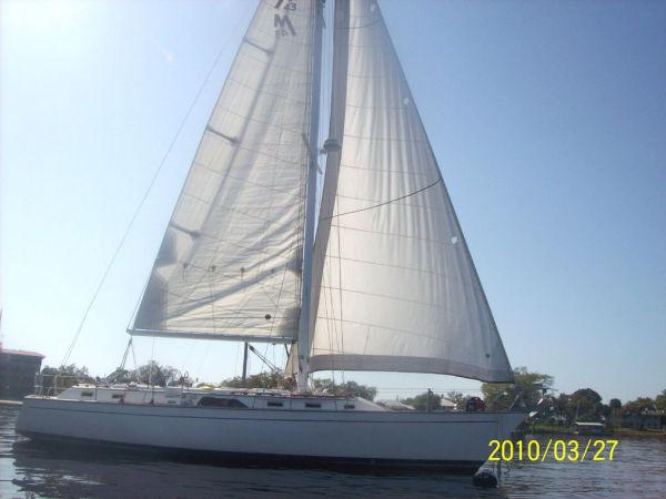 Morgan 43' Sloop, Stuart