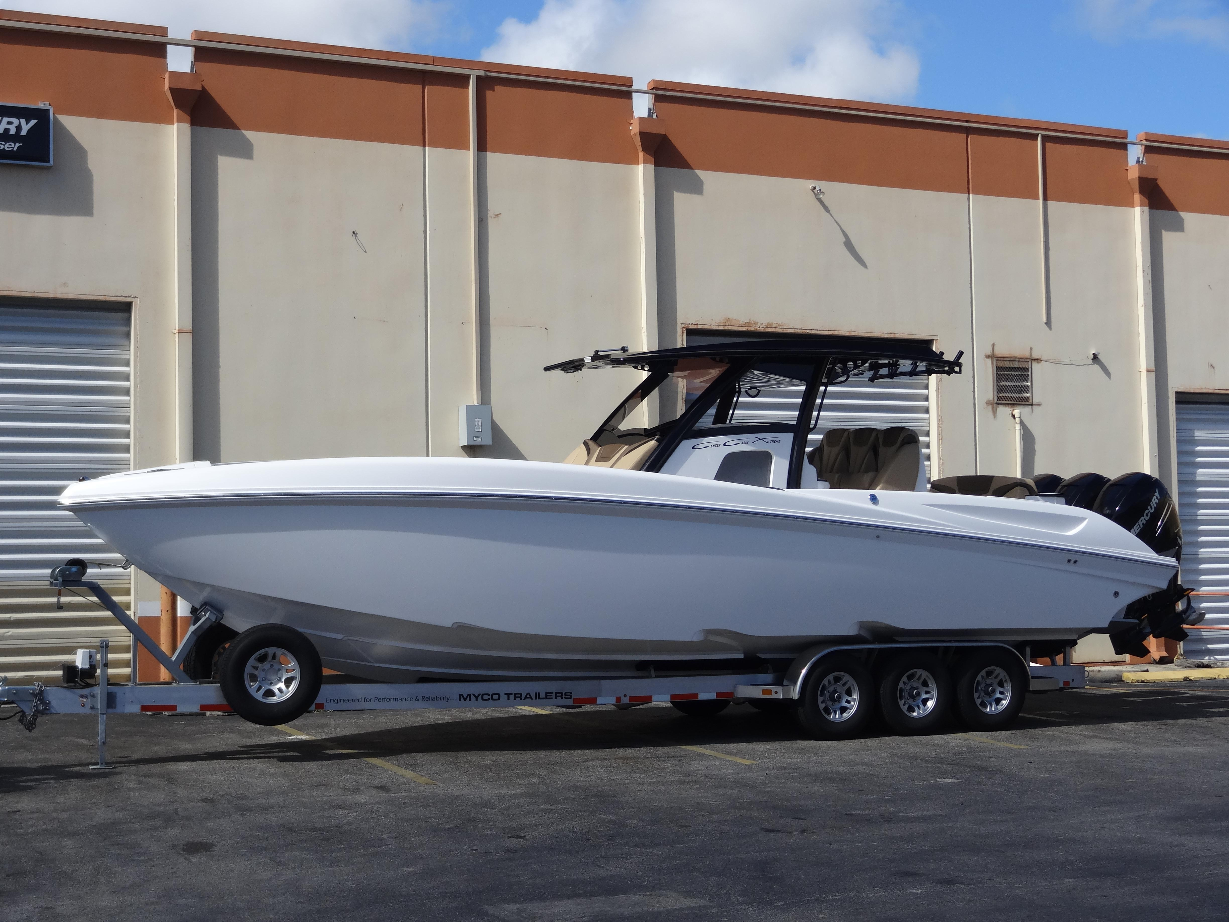 Sunsation 34 CCX F, Fort Lauderdale Area