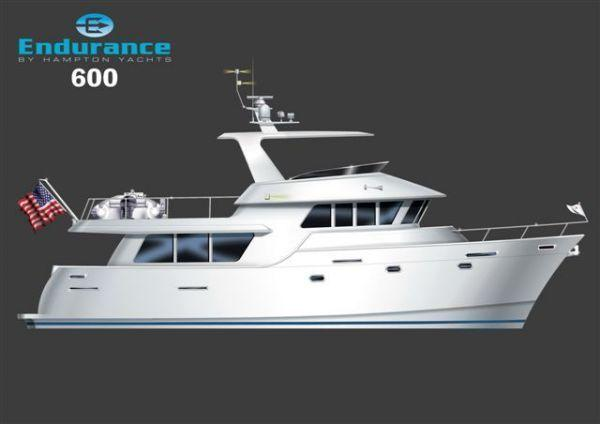 Hampton Endurance 590 Pilothouse, Available for Order