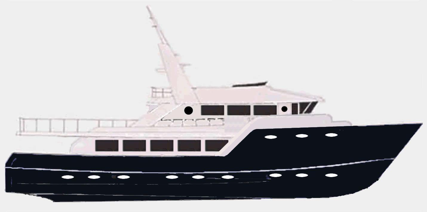 Ruby Yachts Bruce Roberts Expedition 80