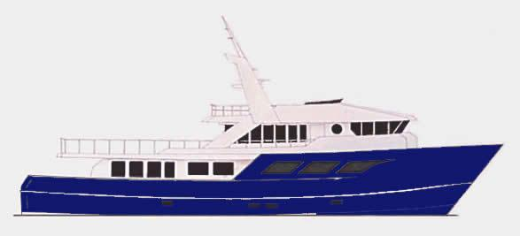Ruby Yachts Expedition Yacht 105