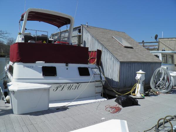 1991 Cooper Yachts Prowler 42'