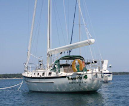 1992 Pacific Seacraft Crealock
