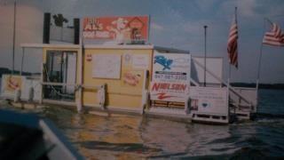 1994 Catamaran Cruiser House Boat