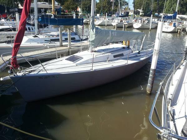 1994 J Boats J/92