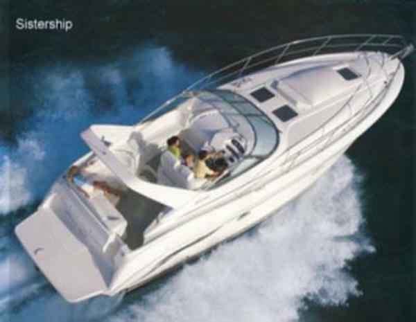 1995 Silverton 361 Express Cruiser