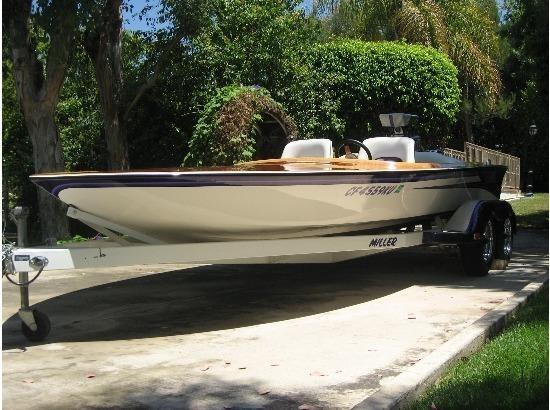 1996 Custom Miller Boats