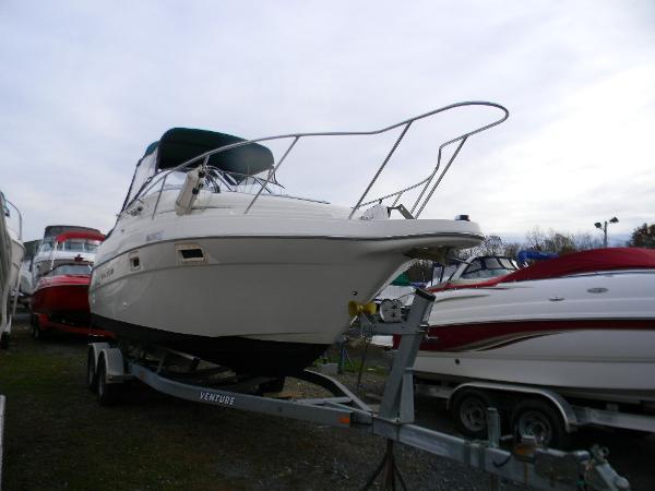 1996 Maxum 2400 SCR