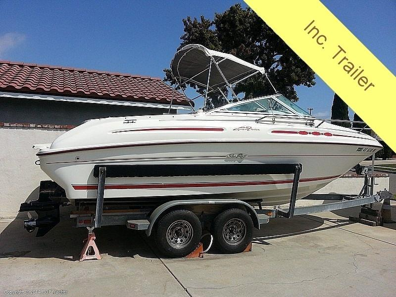 1996 Sea Ray 215 Express