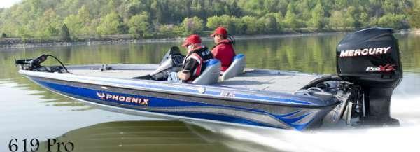 2014 Phoenix Boats Phoenix 619 Pro