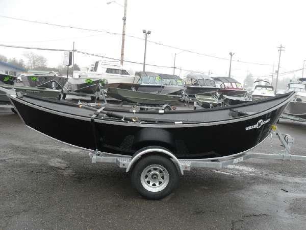 2014 Willie 18X60 Driftboat
