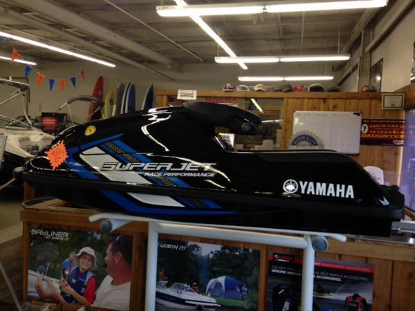 2014 Yamaha WaveRunner Super Jet