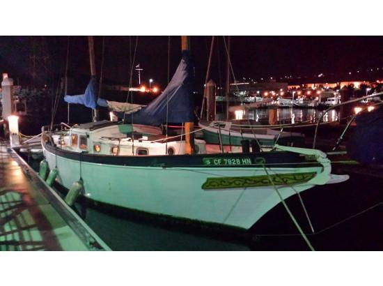 Mariner ketch brick7 boats for William garden boat designs
