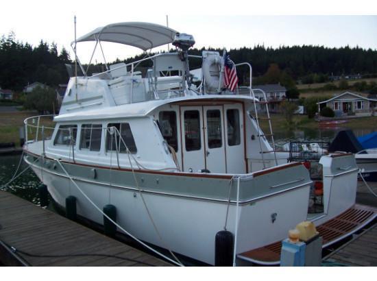 1967 Pearson Grumman Convertable Cruiser