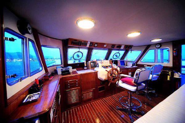 1969 Benetti Classic Flybridge Motor Yacht