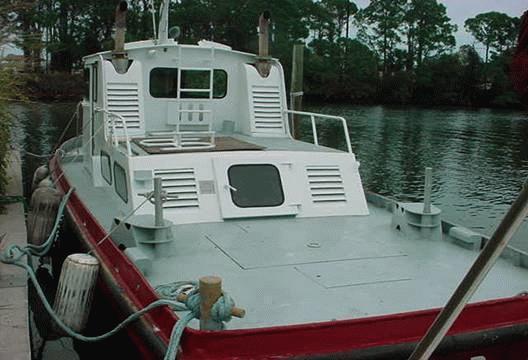 1969 Custom Crew/ Push Boat