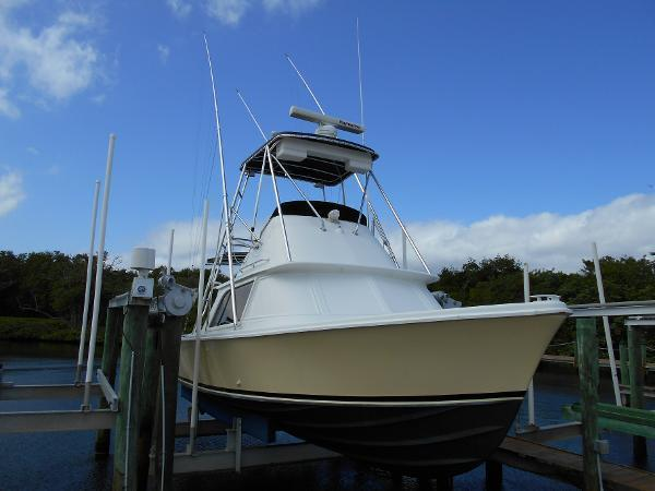 1974 Bertram 31 ybridge Cruiser
