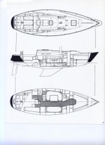 1974 C&C 35 MK II
