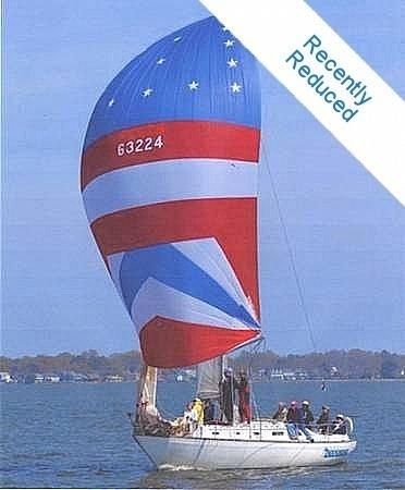 1974 Islander Sailboats Islander 36