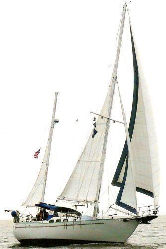 1975 Westsail Cutter Ketch