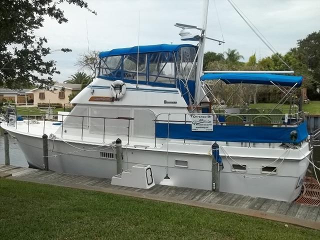 47 Atlantic Motor Vessel: Atlantic Motor Yacht