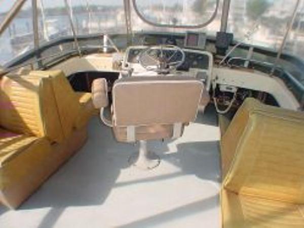 1979 Silverton 34' convertible