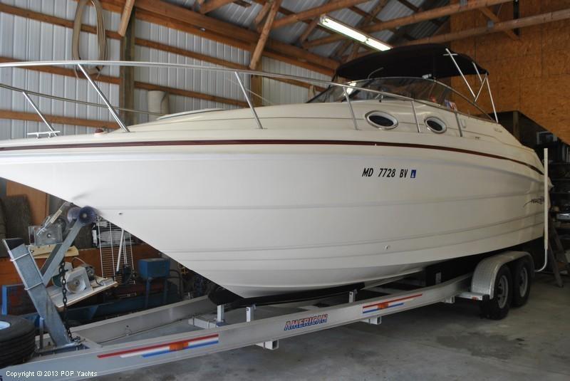 1997 Monterey 262 Cruiser