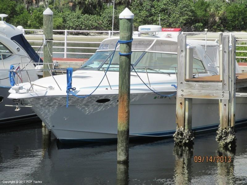 1997 Sea Ray 370 Express Crusier