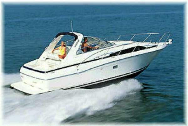1998 Bayliner 3255 Avanti EC