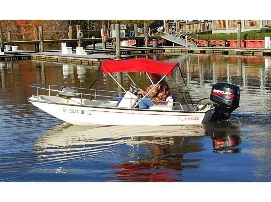 1998 Boston Whaler GLS Sport