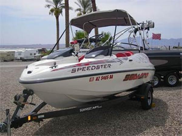 1998 Sea Doo Speedster