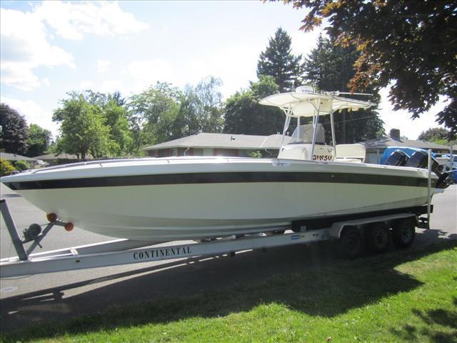 1998 Wellcraft Scarab Spt 302 302 Twin Outboards ...