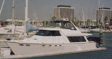 1999 Bayliner 4788 Pilothouse