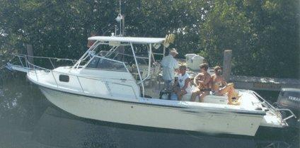 1999 Custom Dive/ Fishing Boat