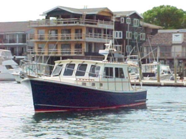 1999 BHM Atlantic Boat Company TAMD 63PA