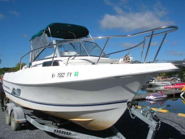 2000 Aquasport 225 Explorer