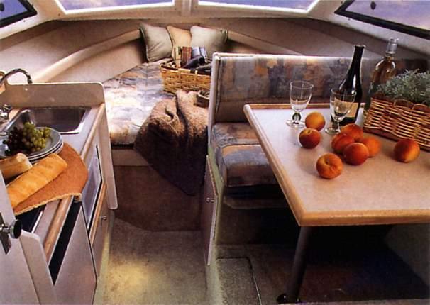 2000 Bayliner 2452 Ciera Express