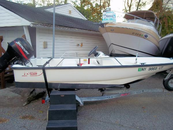 2000 Boston Whaler 13 GLS