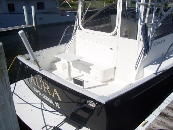 2000 Legacy Downeast Express