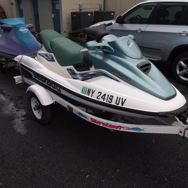 2000 Sea Doo GTI