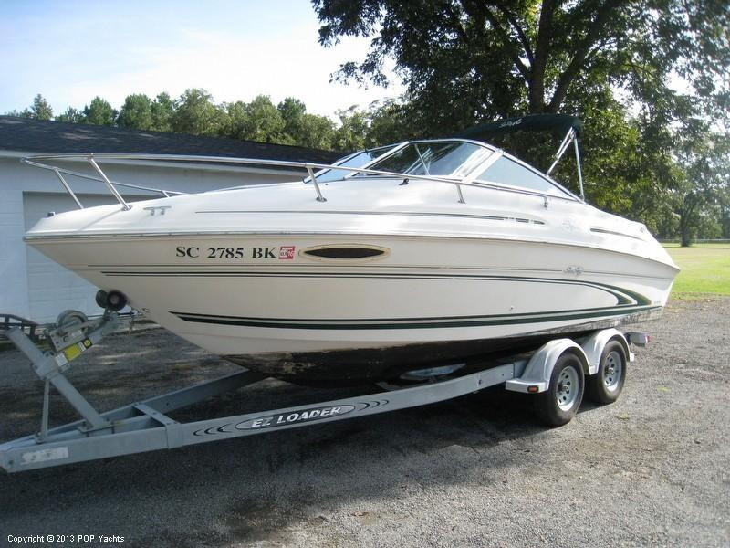2000 Sea Ray 215 Express