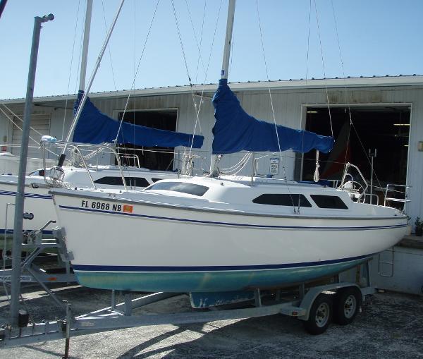 2001 Catalina 250